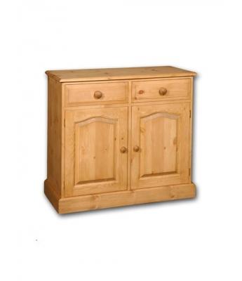 Meadow Pine 4ft Dresser Base