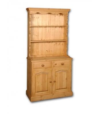 Meadow Pine 5ft Open Dresser