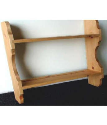 Meadow Pine Small Open Display Rack