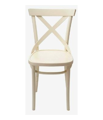 Flore Chair (Off-White Finish)
