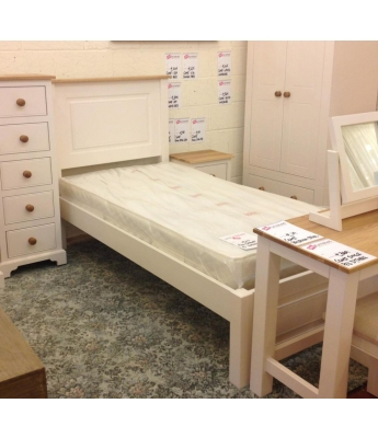 Fortune Woods Coast 3ft Low End Bed