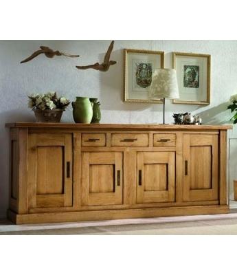 Conarte Camargue Sideboard (4 Doors, 3 Drawers)