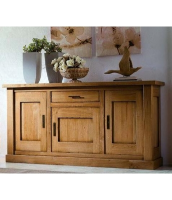 Conarte Camargue Sideboard (3 Doors, 1 Drawer)