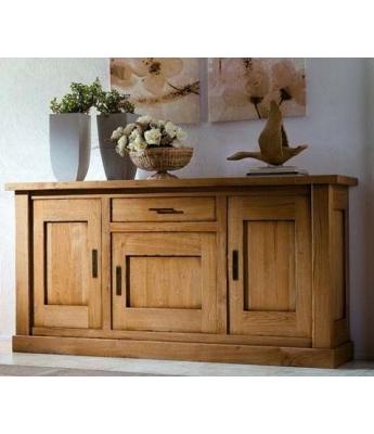 Conarte Camargue Sideboard (3 Doors, 1 Drawer)