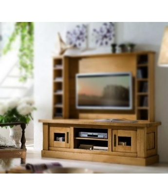 Conarte Camargue TV Rack (2 Doors)
