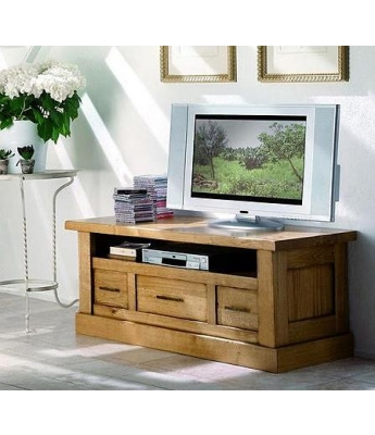 Conarte Camargue TV Rack (3 Drawers)