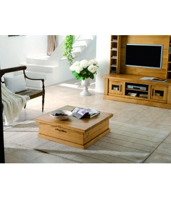 Conarte Camargue Coffee Table (1 Drawer)