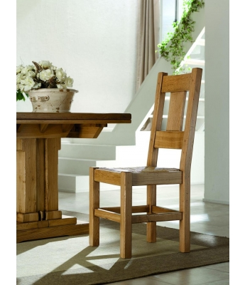 Conarte Camargue Chair with Rush Seat