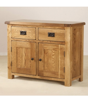 Montana 3ft Oak Dresser Base