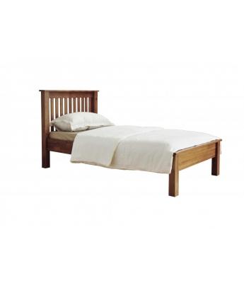 Montana Oak Low Foot End Bed