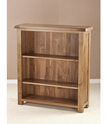 Montana Wide Oak Bookcase
