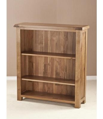 Montana Wide Oak Bookcase