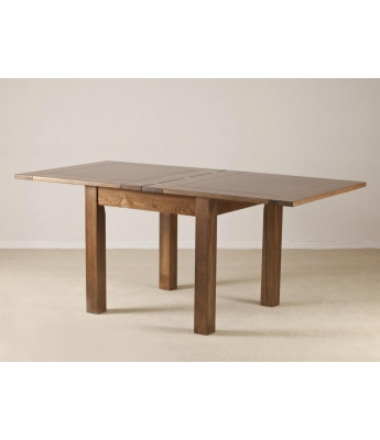 Montana 3ft x 3ft Flip Top Extending Table