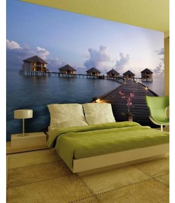 Maldives Dream Wall Mural