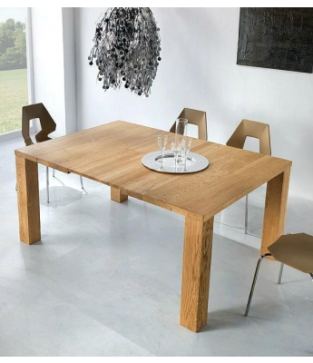Conarte Vivido Square Leg Table