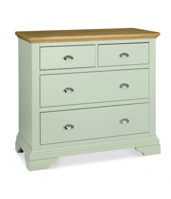 Hampton 2+2 Drawer Chest