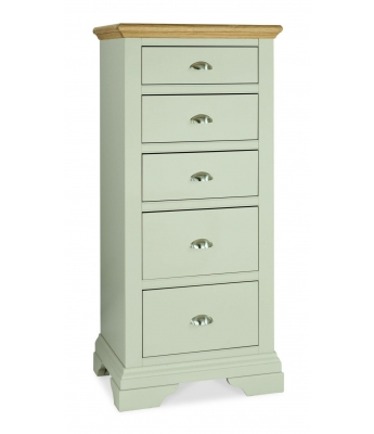 Hampton 5 Drawer Tall Chest