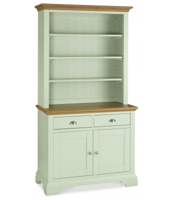 Hampton Dining Open Rack Dresser