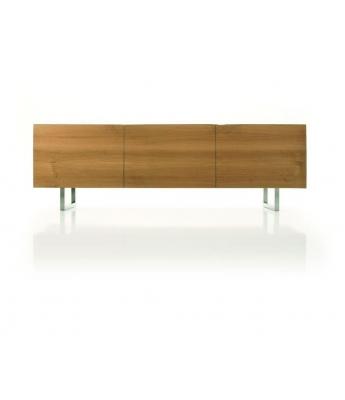 Conarte Essenza 3 Door Low Sideboard (Yavel Range)