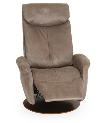 Sitbest Raana 3-Way Swivel Recliner (Small)