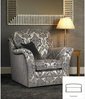 Amelia Footstool (for Amelia Chair)