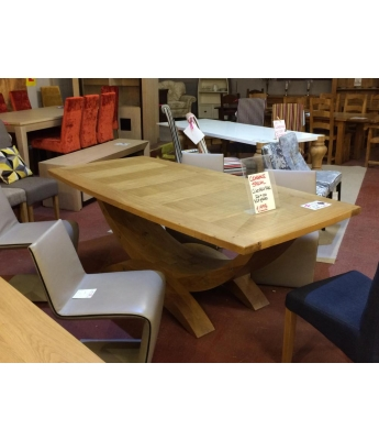 Conarte Cl'Art Arca Oak Dining Table