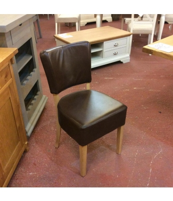 Arlo Italian Leather Dining Chair