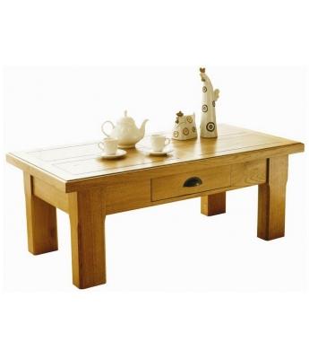 Carennac 4ft Oak Coffee Table