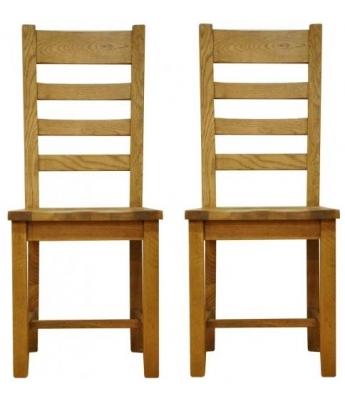 Malvern Oak Dining Chair