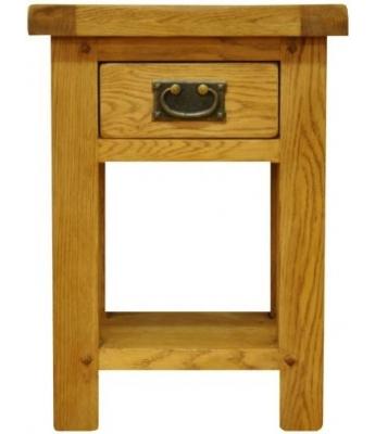 Malvern Oak Side Table