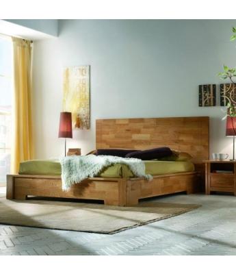 Conarte Finger Joint Oak 5ft Bed