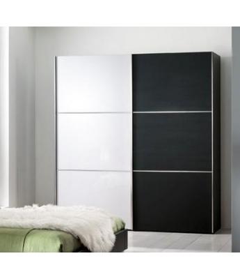 Conarte Moderno Wardrobe (Wood Doors)