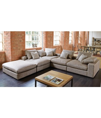 Ashley Manor Cube Corner Sofa