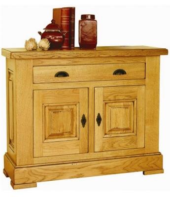 Carennac Oak Hall Cabinet