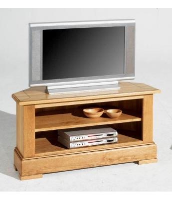 Carennac Oak Corner TV Unit