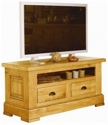 Carennac Oak TV Unit