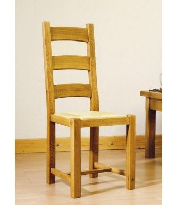 Carennac Oak Ladder Back Dining Chair