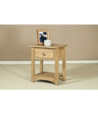 Fortune Woods Turpelo Oak Night Stand