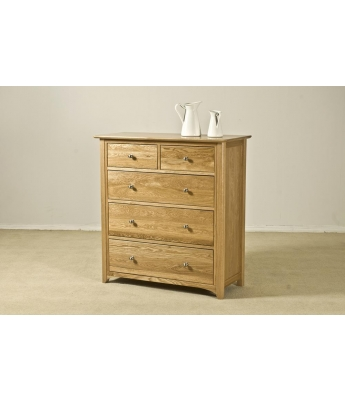 Fortune Woods Turpelo Oak 3+2 Chest
