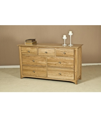 Turpelo Oak 3 Over 4 Chest