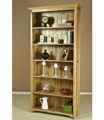 Turpelo Oak Bookcase (5ft, 6ft)