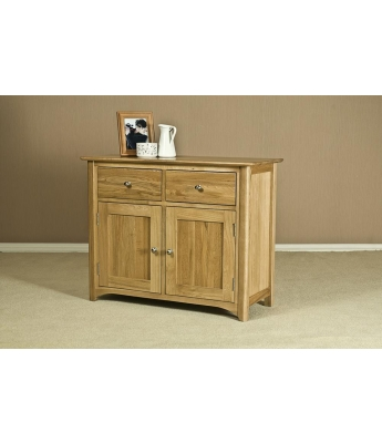 Turpelo Oak 3ft Dresser Base