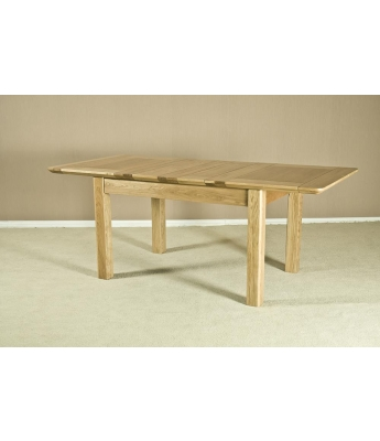 Turpelo Oak Extending Table