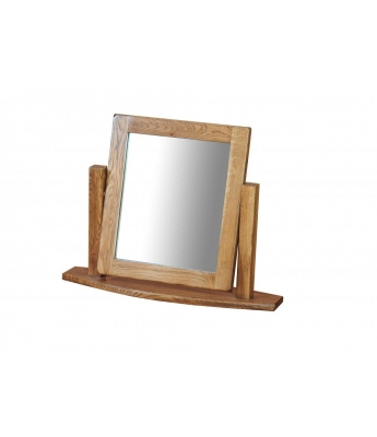 Montana Oak Dressing Table Mirror