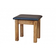 montana oak dressing table stool
