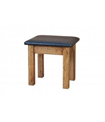 Montana Oak Dressing Table Stool