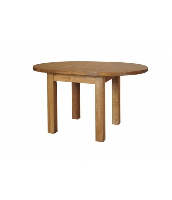 Montana Round Oak Extending Table