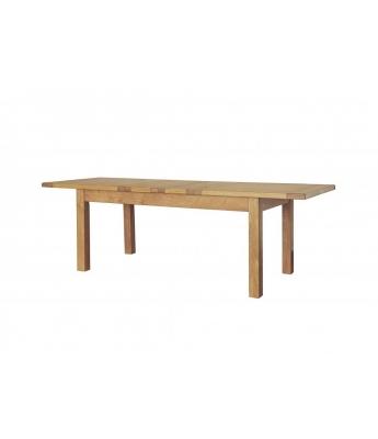 Montana 6ft 8in Oak Extending Table