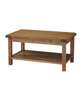 Montana Oak Coffee Table