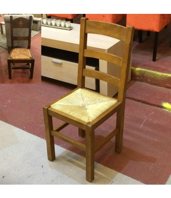 Antix Oak Dining Chair